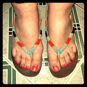👠Mossimo Sandals Size 8👠